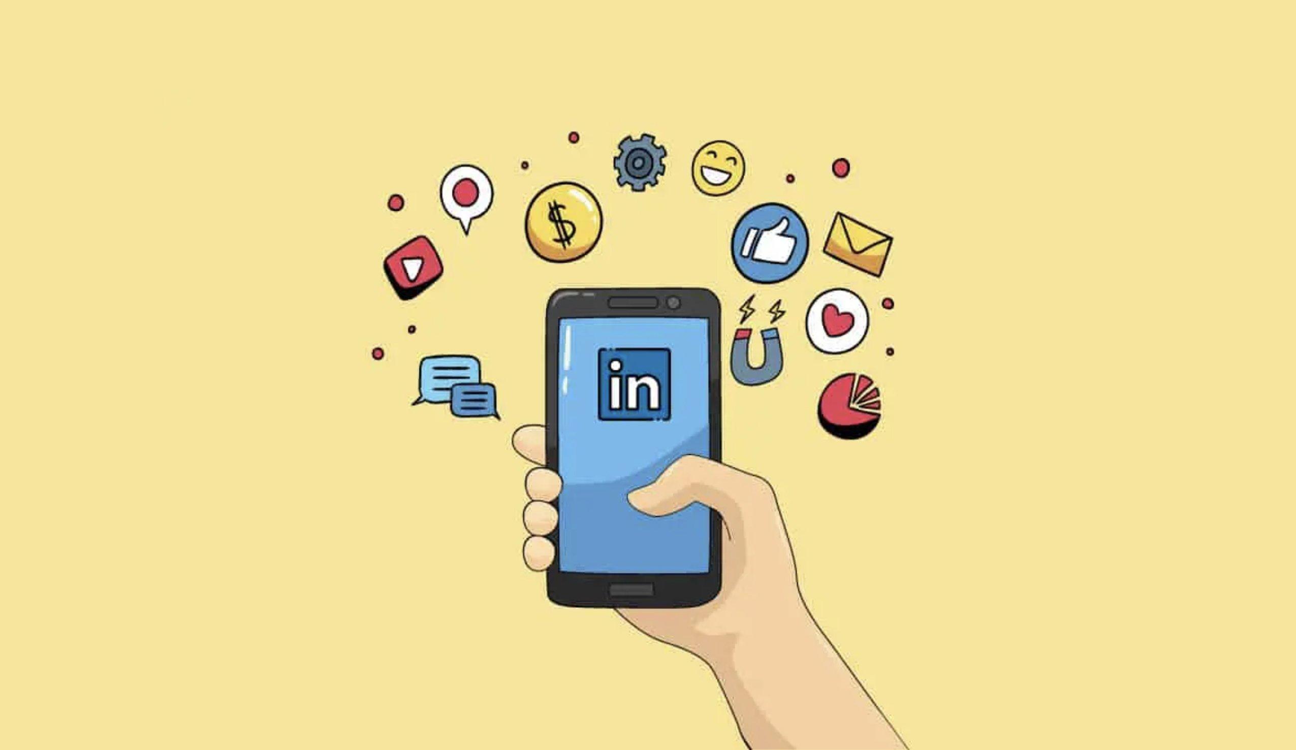 Visibilità su LinkedIn: un focus professionale