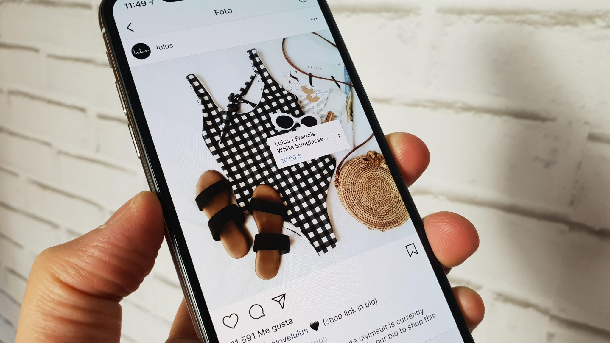 Shopping su Instagram, come attivarlo