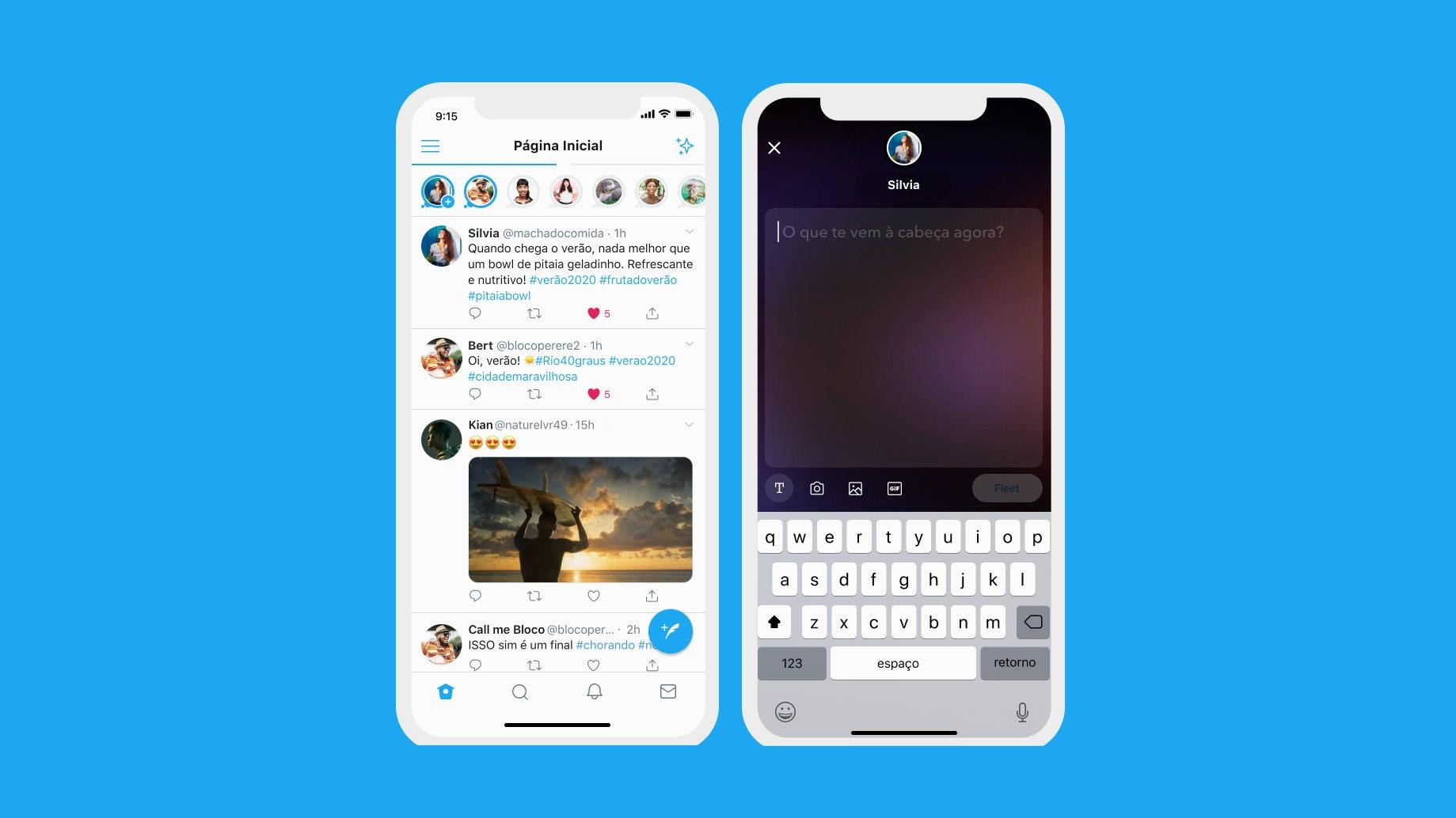 Fleet Twitter: cosa sono e come usarli